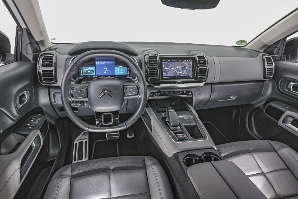 test comparativ PHEV Citroen C5 Aircross