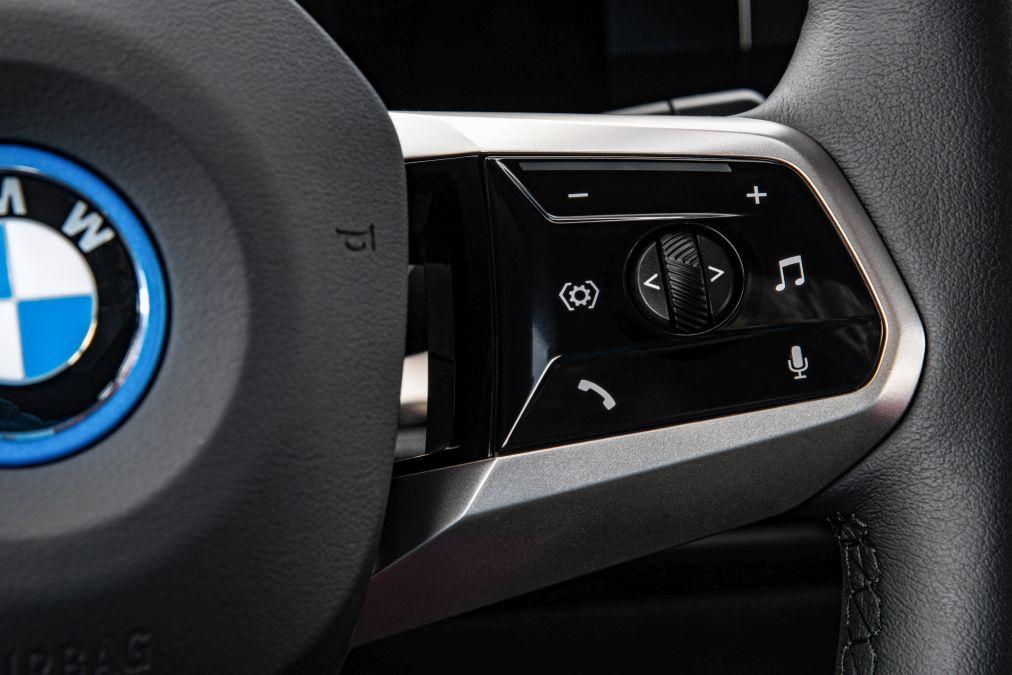 butoane volan BMW iX