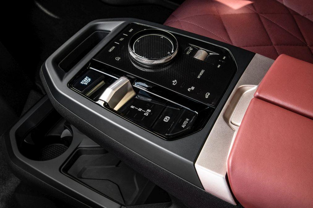 iDrive BMW iX