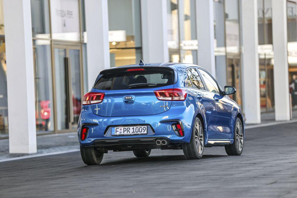 test comparativ Hyundai i20, Honda Jazz, Kia Rio, Opel Corsa