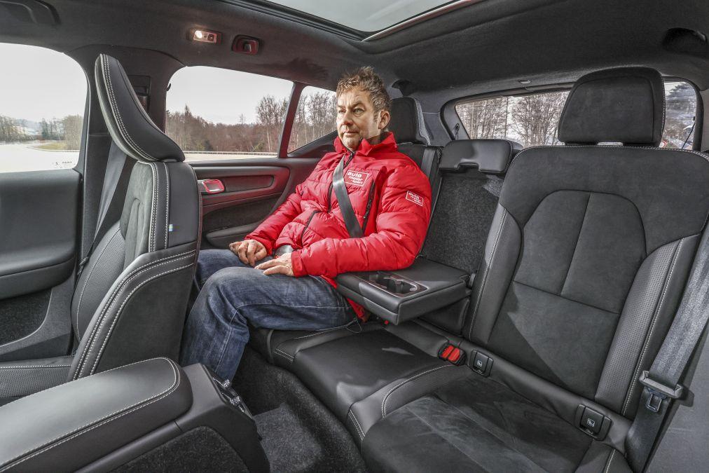 test comparativ PHEV Volvo XC40 PHEV