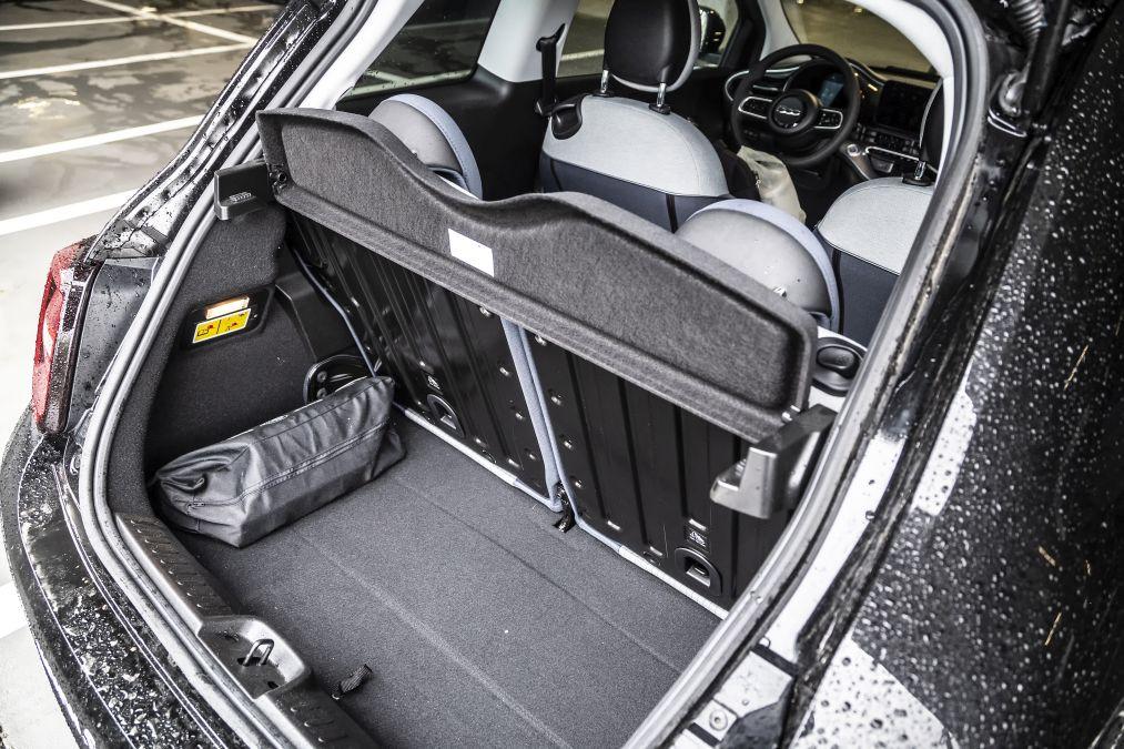 portbagaj Fiat 500e