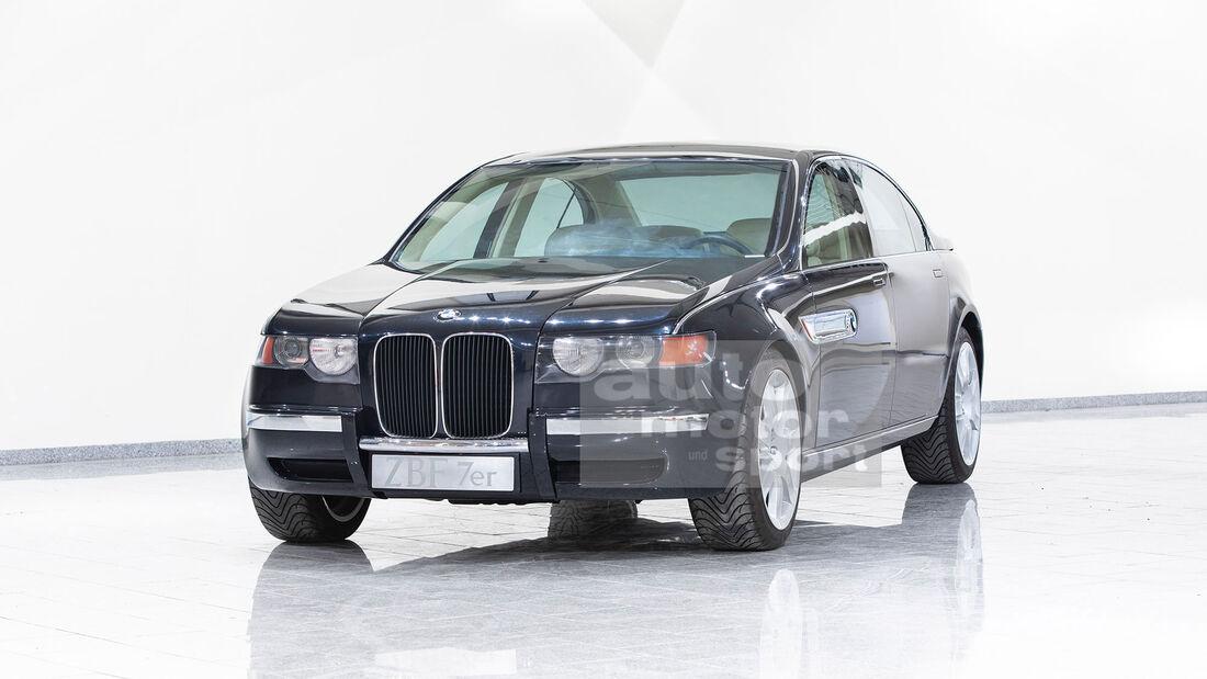 BMW Seria 7 grila lata 1996