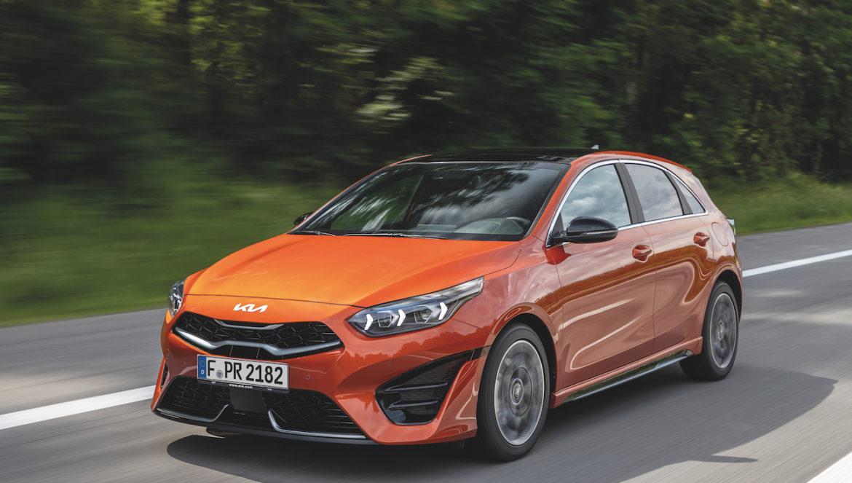 Kia Ceed facelift