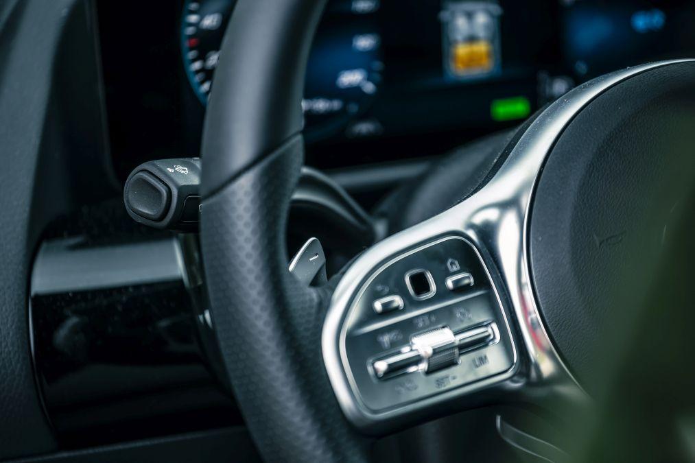 volan Mercedes EQA