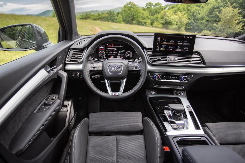 Audi Q5 Sportback 55 TFSI e