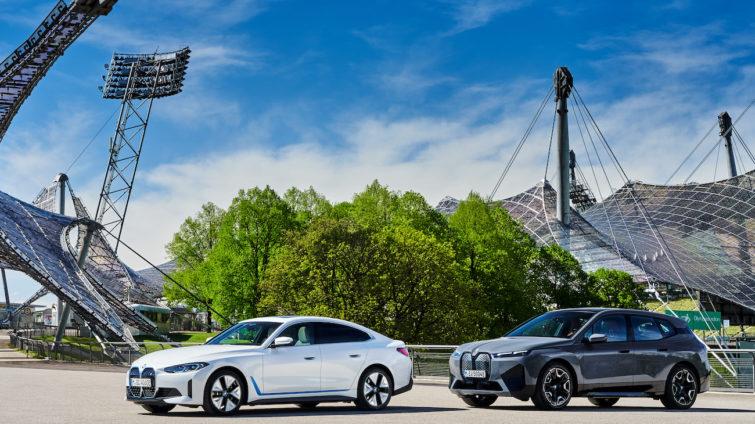 BMW i4 & iX