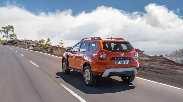 Prețuri Dacia Duster facelift