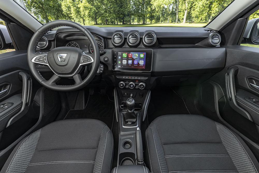 Test Dacia Duster facelift ECO-G
