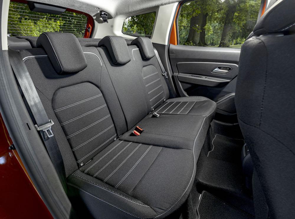 Test Dacia Duster facelift TCe 150 EDC