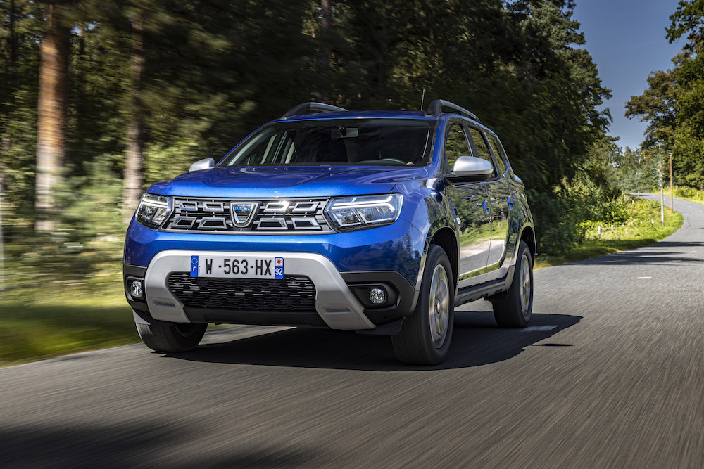Test Dacia Duster facelift dCi 115 4x4