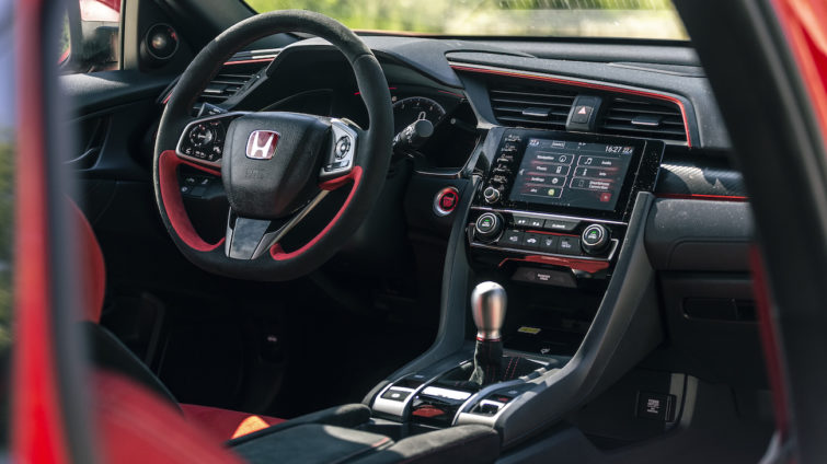 Test Honda Civic Typer R - Ultimate Edition