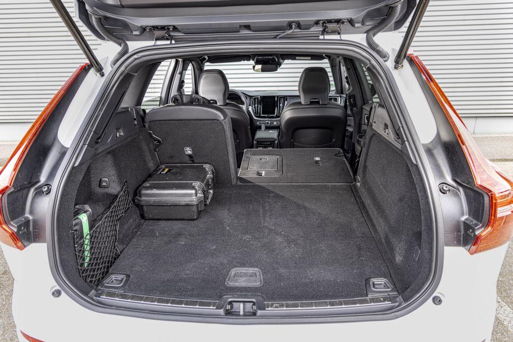 portbagaj Volvo XC60