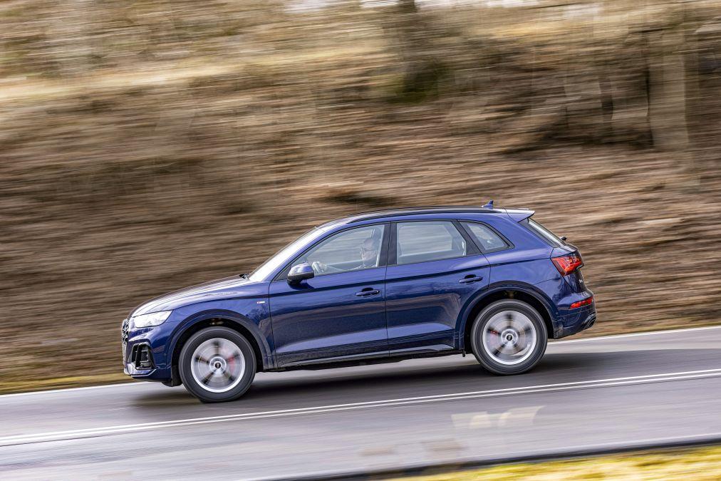 Test comparativ Audi Q5 vs Volvo XC60