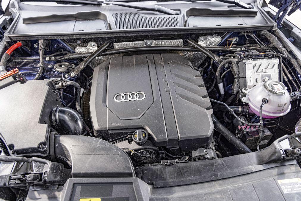 motor Audi Q5