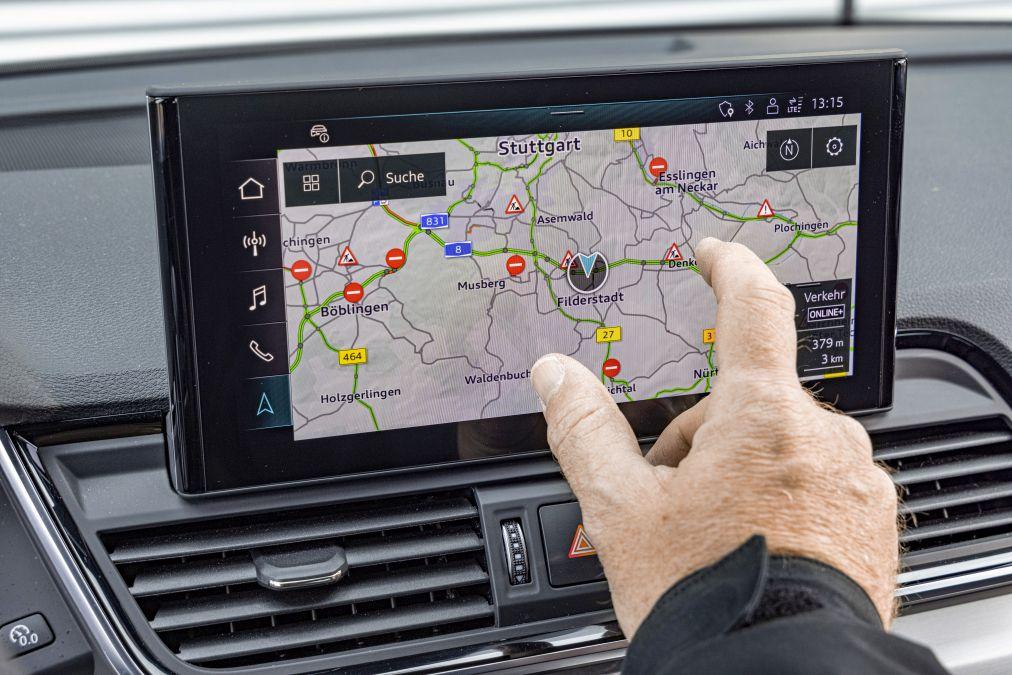 sistem multimedia Audi Q5