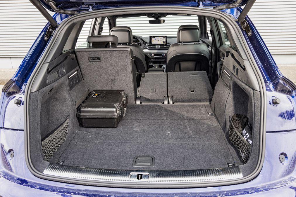 portbagaj Audi Q5