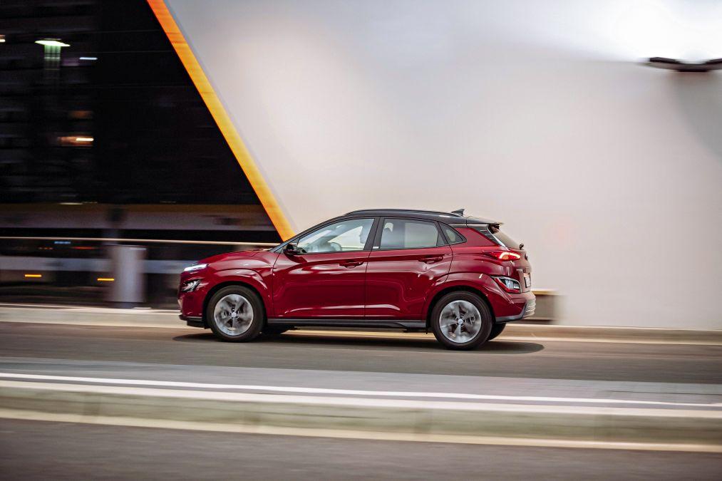 test comparativ Hyundai Kona Electric