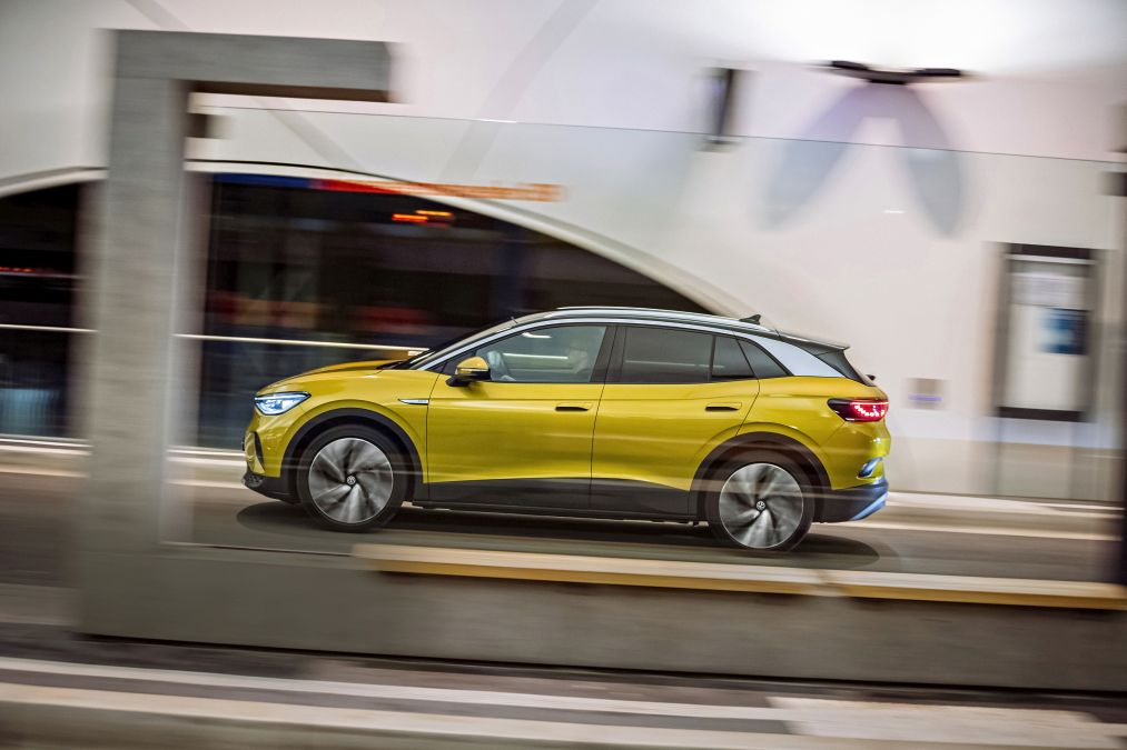 test comparativ VW ID.4