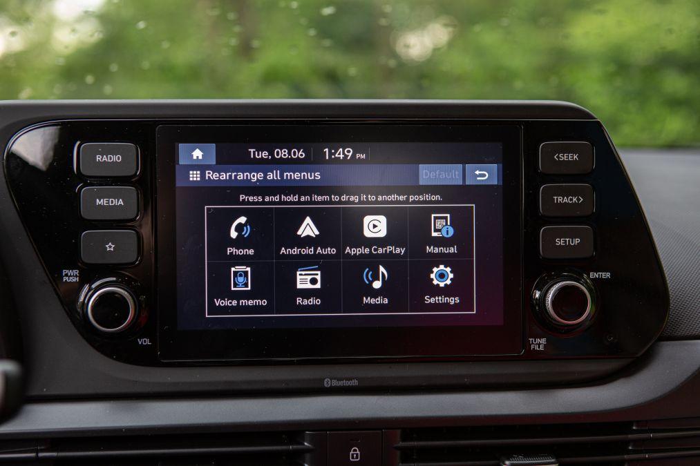 test Hyundai Bayon