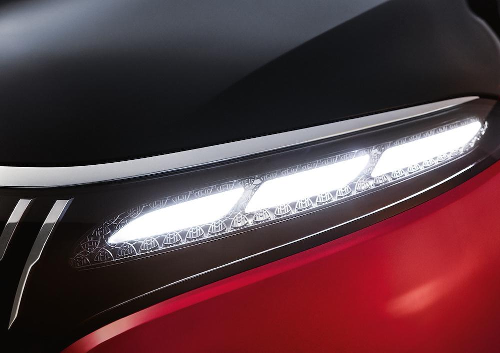 Mercedes-Maybach EQS concept