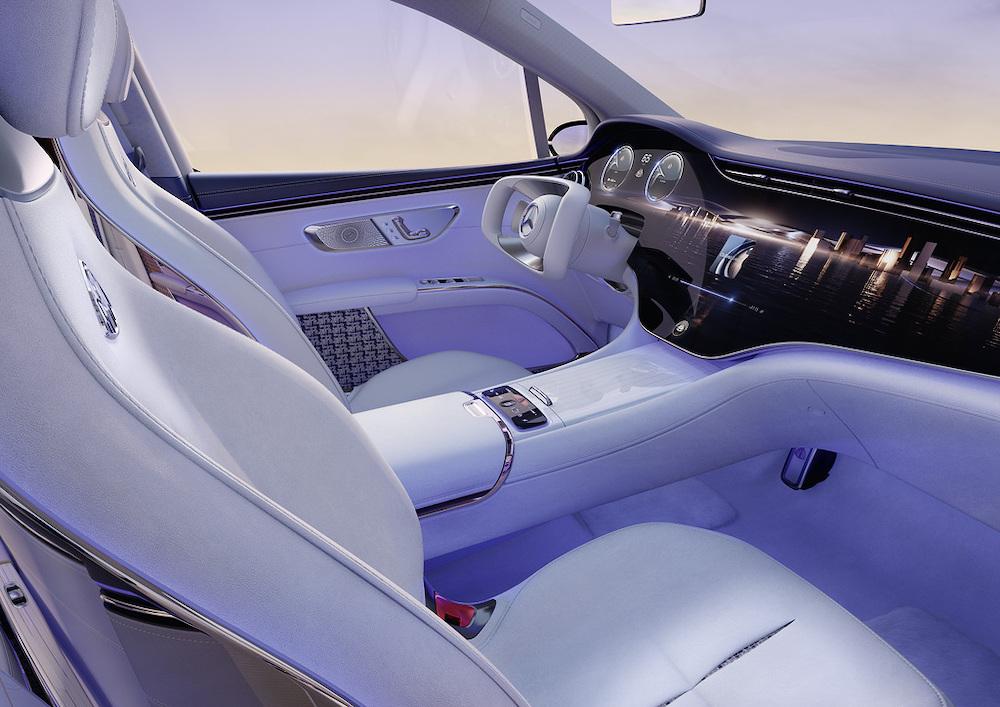 Mercedes-Maybach EQS concept2