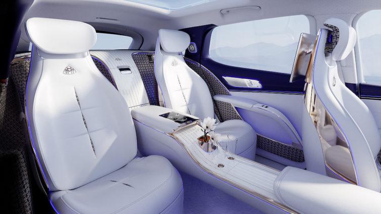 Mercedes-Maybach EQS concept3
