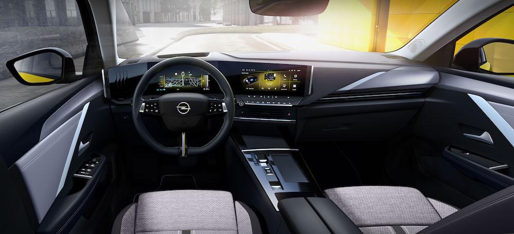 Opel Astra L 2021