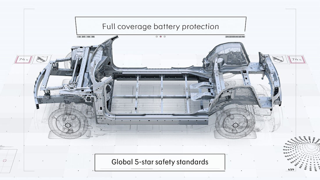 Smart Concept #1 SUV electric 2022